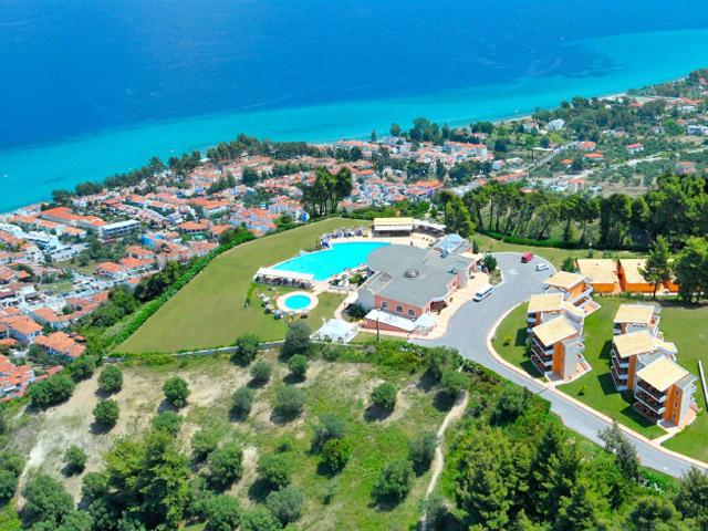 Недвижимость в черногории Пефкохори